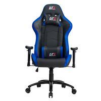 Cadeira Gamer Dt3 Sports Jaguar Blue Apoio De Braço Com Altura Ajustável - Reclinavel 12196-9