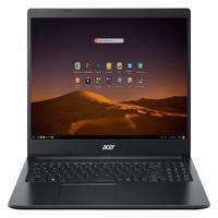 Notebook Acer Aspire Dual Core N4000, Memória De 8GB, SSD 120GB, 15.6 Polegadas, Windows 10
