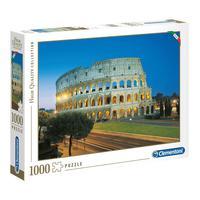 Puzzle 1000 Peças Coliseu - Clementoni - Importado