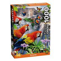 Puzzle 1000 Peças Araras