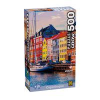 Puzzle 500 Peças Copenhague