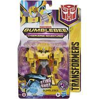 Boneco Transformers Cyberverse Warrior Bumblebee