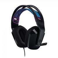 Headset Gamer, G335, 40mm, 981-000977, Preto - Logitech