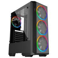 Pc Gamer Playnow Amd Ryzen 3 2200g 8gb Ddr4 2666mhz  placa De Vídeo Radeon Vega 8  Ssd 240gb 500w Skill