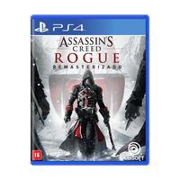 Jogo Assassin´s Creed Rogue Remasterizado - Ps4