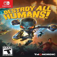Destroy All Humans! - Switch