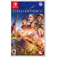 Sid Meiers Civilization Vi  6  - Switch
