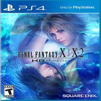 Final Fantasy X x-2 Hd Remaster - Ps4