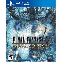 Final Fantasy Xv 15 Royal Edition - Ps4