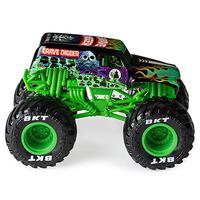 Monster Jam - 1:64 Die Cast Truck Grave Digger S15