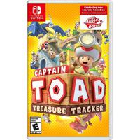 Captain Toad: Treasure Tracker - Switch