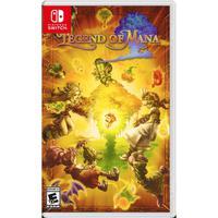 Legend Of Mana - Switch