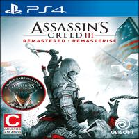 Assassin´s Creed Iii: Remastered - Ps4